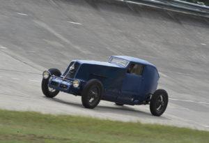 De Renault 40 CV brak in de jaren twintig diverse records. In Apeldoorn zal een prachtige replica te zien zijn. Afbeelding: Renault