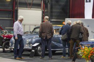 Vorige jaar was de BMW Klassieke Autoclub al in Leeuwarden van de partij. Dit jaar speelt zij een belangrijke rol bij de samenstelling van het hoofdthema. Afbeelding: CLASSICSNL
