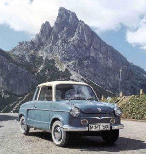 Het zou prachtig zijn als de Prinz 3 óók acte de presence geeft. Afbeelding: Audi AG
