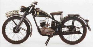 Ook de motorfietshistorie van NSU zal vertegenwoordigd zijn in Zwartemeer. Afbeelding: Audi AG