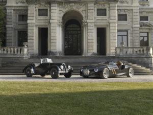 """Eerder organiseerde in Villa d""""Este onder meer de BMW 328 Hommage. Afbeelding: BMW"""