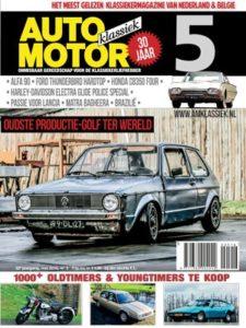 Dik 41 jaar na dato reden wij met een Golf die uit dezelfde bouwperiode kwam als het exemplaar van Gijs van Lennep. Afbeelding: Auto Motor Klassiek