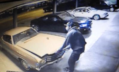 Auto diefstal