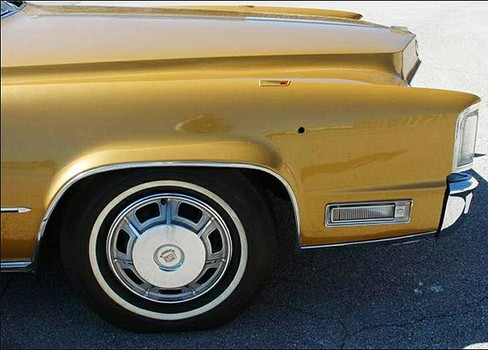 Kogelgat in Cadillac