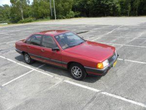 Audi 100 aankooptest