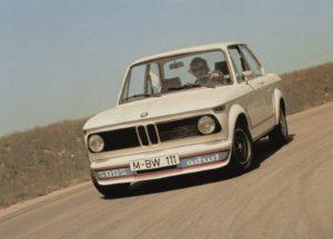 De Turbo had de tijd tegen, maar karakter kon hem absoluut niet worden ontzegd. Afbeelding: BMW AG