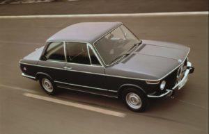 Voor het modeljaar 1974 werd de 02 serie geperfectioneerd, om zo zijn laatste jaren in te gaan. Afbeelding: BMW AG