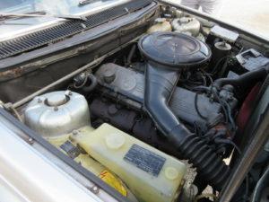 Een prachtige, ragfijne Reihen Sechs van BMW: de M30B28. Afbeelding: Erik van Putten