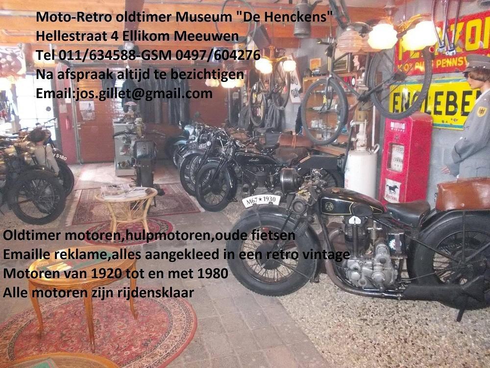 Museum, Gillet