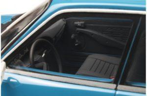 Zeer fraai is het interieur van deze Citroën GS X2 van Ottomobile. Afbeelding: Ottomobile