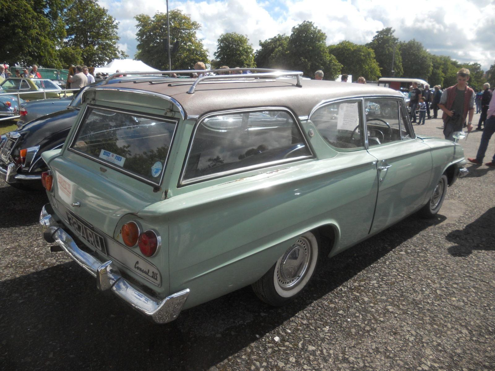Classic British Ford Cars For Sale