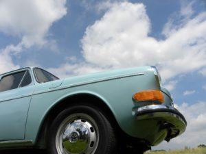 Een VW TL met inspuiting
