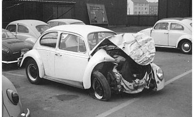 Toen ongelukken nog in zwart-wit gebeurden
