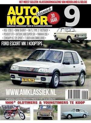 Auto Motor Klassiek 8-2016