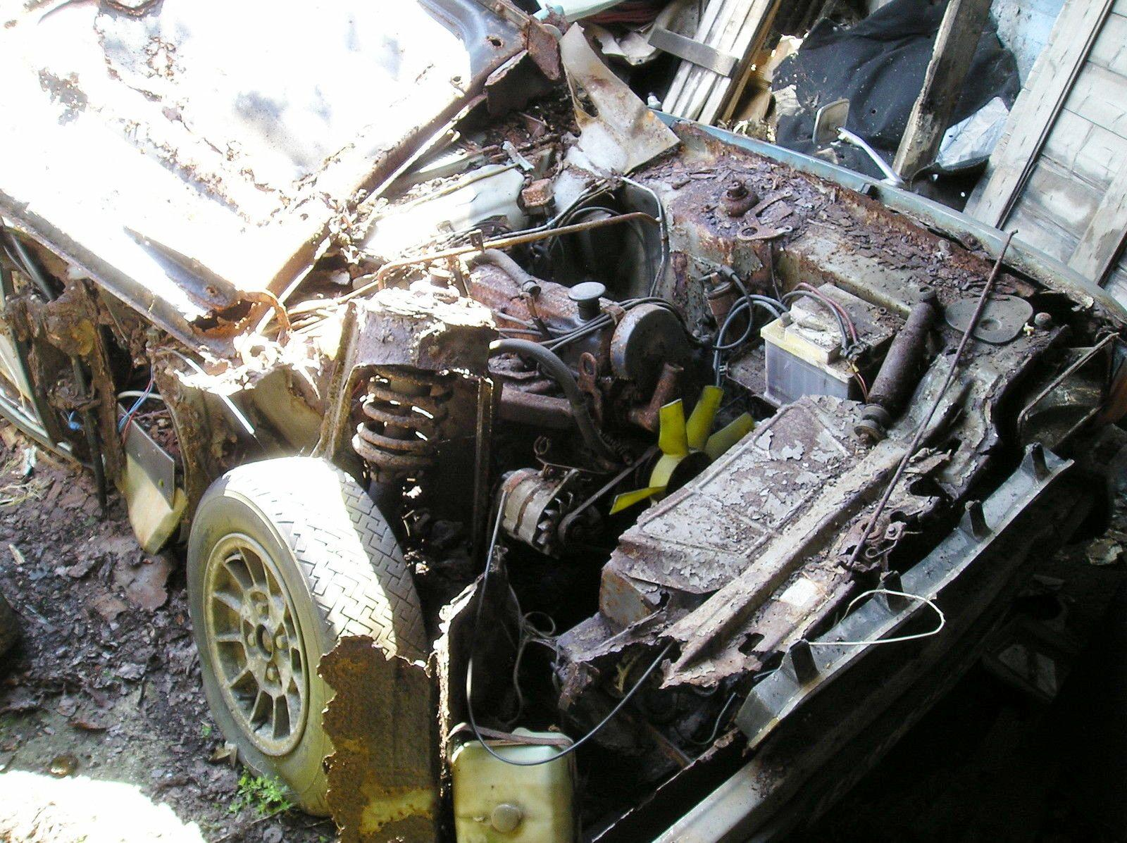 Ford Capri Ghia?