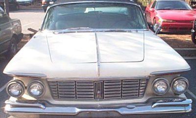 De Imperial Crown. Chryslers topklasser