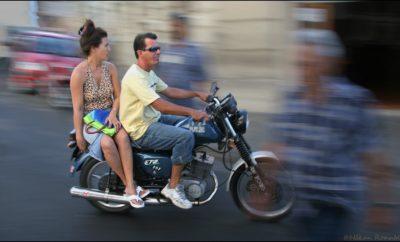 MZ in Cuba, de DDR en Dieren