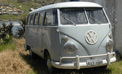 VW bus Brazilie