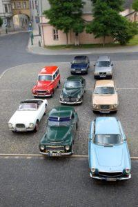 Tal van klassieke Volvo's zullen komend weekend het Autotron in Rosmalen opluisteren. Afbeelding: Volvo