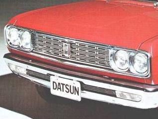 Datsun 2400 Super Six