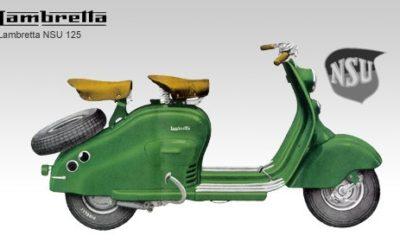 De NSU Lambretta, Germaan of Italiaan?