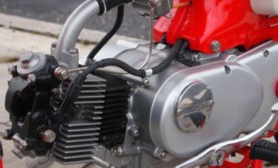De Honda's C110 en C114