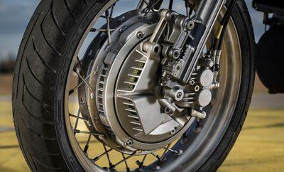 Honda's ingebouwde remschijf: FAIL