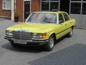 mercedes280seyellow1