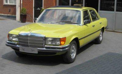 Koning Bhumibol van Thailand fanatiek Mercedes-Benz verzamelaar