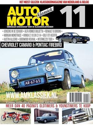 Auto Motor Klassiek 11-2016