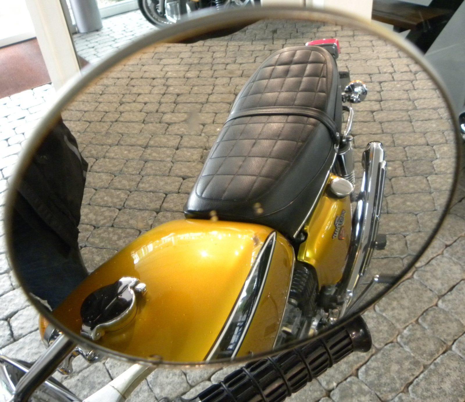 De Honda CB 750 SOHC (1969-1978)