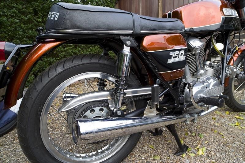 De Ducati GT 750: Eigenlijk belangrijker dan de SS modellen.