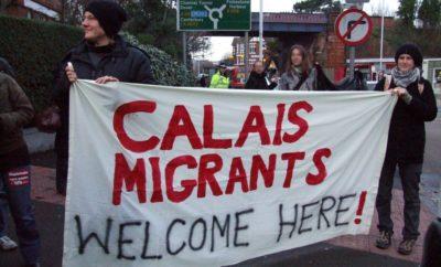en een reis over Calais