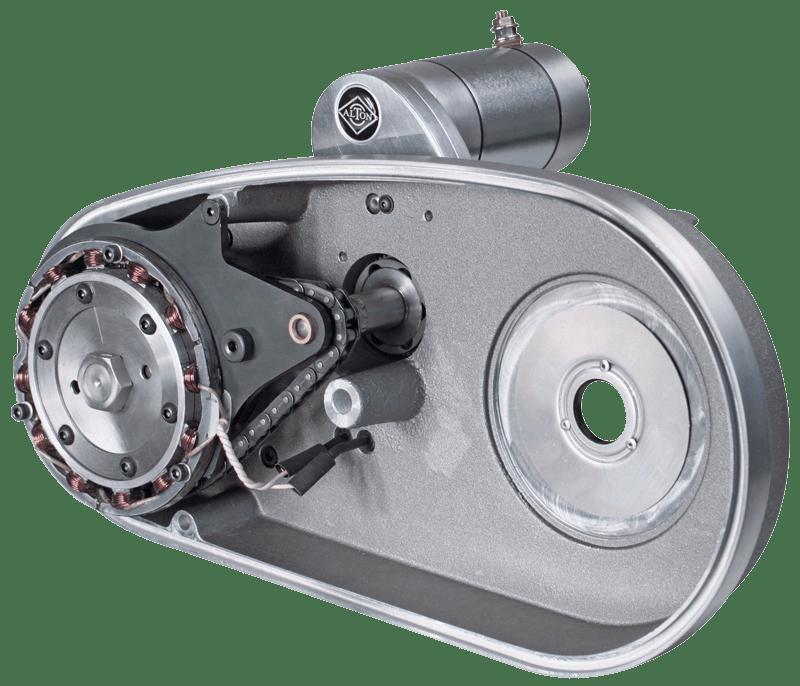 Startmotor Engelse Twin, Norton, BSA, Velocette