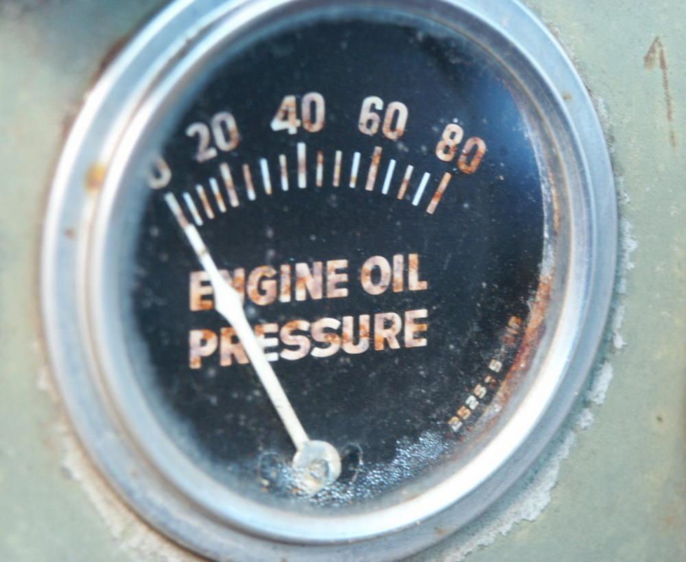 hook up oil pressure gauge chevy 350