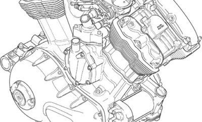 """trots op wat Hun Merk nu weer gemaakt heeft. 'Dat zal ze leren, die Jappen. Herstel: Moffen!' De vloeistofgekoelde V-twin is beeldschoon in zijn ontwerp. En dan hebben we het niet over de 60 graden, vloeistofgekoelde V twin met zijn vier kleppen per cilinder en zijn dubbele bovenliggende nokkenassen. En 120 pk bij 8250 tpm uit 1130 cc hebben we ook al gehad. Maar dat koppel van 108 Nm bij 7.000 toeren is weer erg leuk. Nee hoor, dat is alleen maar domme techniek. Mooi dat het bewezen heeft heel te blijven en dat het lekker klinkt. Het beeldschone zit hem gewoon in het uiterlijk van het motorblok. Die uitbundige massa metaal ziet er bruut, maar ook subtiel uit. In tegenstelling tot het luciferdoosjesplakwek van veel Japanse motorblokken ziet dit er uit als 'Techniek.' Een motorblok dat in lichte spreidstand heel erg duidelijk maakt dat hij niet alleen motor, maar daadwerkelijk 'Krachtbron' is. Autistische meisjes zijn er net zozeer van onder de indruk als de vereelte stoker op de museum stoomlocomotief van de VSM. Dichters raken er van 'angeheizt' en pubers krijgen bij het zien van de V-twin spontaan begoeiing op de bovenlip en bredere schouders. Dat geldt natuurlijk voor de jongens pubers. Oh ja; motorrijders willen het blok starten om er onderweg uren naar te luisteren en het tijdens terrasstops vertederd te bekijken. Tot zover teveel passie voor jou? Dan ben je toe aan een nieuwe BMW. Kun je ook blij mee worden hoor. Als 'blij' niet een te wild begrip voor je is. Dat motorblok is als een sierraad gevat in een frame waarmee het Merk zich in een klap van zijn reputatie van traditionele motormaker heeft ontdaan. De massieve welvingen van het frame doen wat denken aan een heel volwassen python die wat ligt na te denken over hoeveel calorieen er in zijn laatste toerist zaten. De krommingen zijn loom, maar stralen kracht uit. Het geheel is mooi, maar toch ook bedreigend. En de zuivere schoonheid wordt bevlekt door iets dat je alleen maar 'obsceniteit' kunt noemen. """"GEIL"""