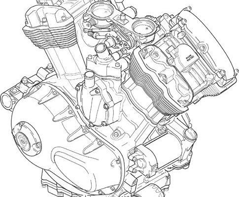 Harley Davidson V Rod Productie Stopt