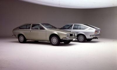 Alfetta GT en GTV