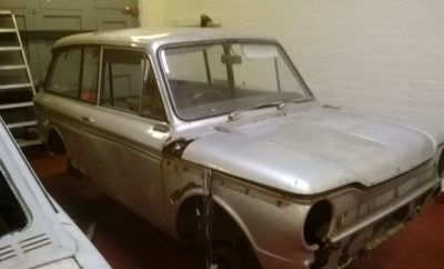Hillman Imp Estate