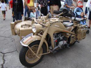 класически мотоциклет за продажба