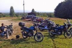 Carl en Linda, Roemenie Bulgarije camping