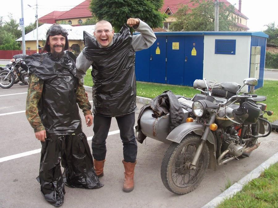 Billiger: Carl und Linda, Rumänien, Camping