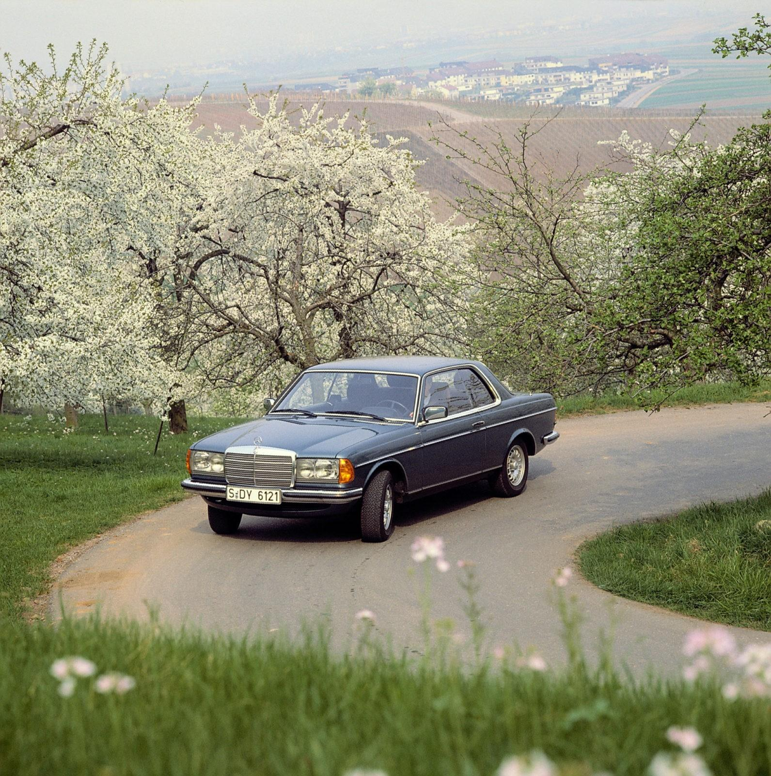 Mercedes Benz C123