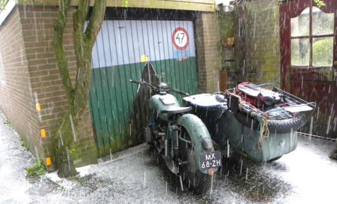 22e38bc35 استعادة: قبل وبعد ... - سيارة Motor Klassiek