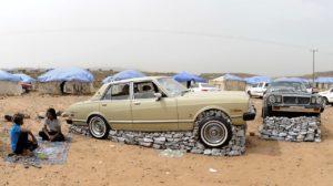 klassiekers in de woestijn