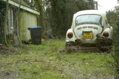 Een VW Kever: Verkeerd afgelopen