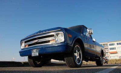 Chevrolet gestohlen