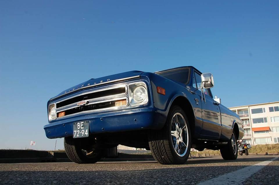 Chevrolet volée