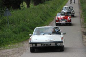 Porsches 914