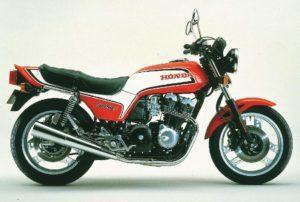 Honda CB900F